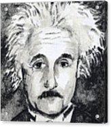 Resemblance To Einstein Acrylic Print