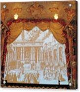Residenz Theatre 3 Acrylic Print