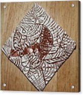 Responses - Tile Acrylic Print