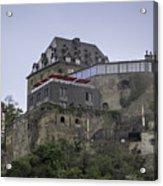 Restaurant At Rheinfels Castle Acrylic Print