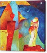 Resurrection Of The Magi Acrylic Print