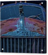 Retired Rusty Mack Iv Acrylic Print