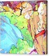 Retour Aux Sources Acrylic Print