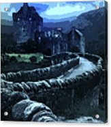 Return To The Dark Tower  Acrylic Print