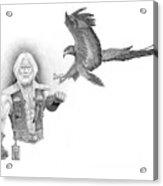 Revan Ramstedder Acrylic Print