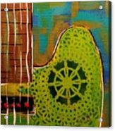 Reverb Acrylic Print