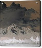 Reverse Landscape Acrylic Print