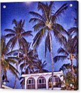 Revolution Eve Acrylic Print