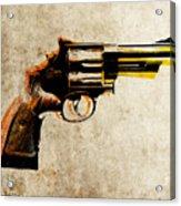 Revolver Acrylic Print by Michael Tompsett