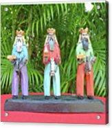 Reyes Infantiles Acrylic Print