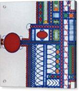 Rfb0414 Acrylic Print