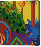 Rfb0509 Acrylic Print
