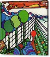 Rfb0520 Acrylic Print