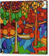 Rfb0528 Acrylic Print
