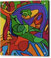 Rfb0550 Acrylic Print