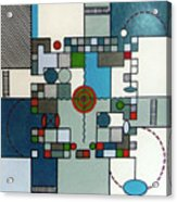 Rfb0568 Acrylic Print