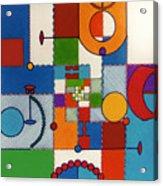 Rfb0575 Acrylic Print
