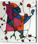 Rfb0578 Acrylic Print