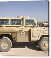 Rg-31 Nyala Armored Vehicle Acrylic Print