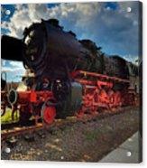 Rhineland-palatinate Locomotive Acrylic Print