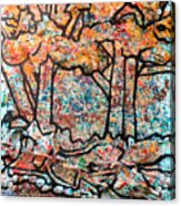 Rhythm Of The Forest Acrylic Print