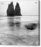 Rialto Reflections Acrylic Print