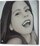 Riana Acrylic Print