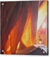 Ribbons - Cave Acrylic Print