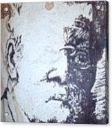 Ricardo Palma Acrylic Print