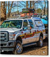 Richmond Fire And Ems Equipment 7461 Acrylic Print