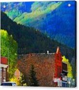 Rico Colorado Acrylic Print
