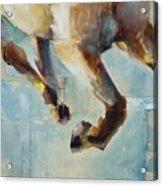Ride Like You Stole It Acrylic Print by Frances Marino