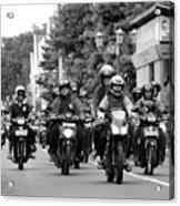 Riders Acrylic Print