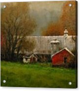 Ridgefield Farm Acrylic Print