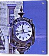 Ridgewood Time Acrylic Print