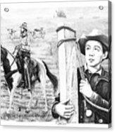 Rifleman-mark-mccain Acrylic Print