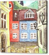 Riga Acrylic Print