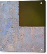Right Angle Acrylic Print