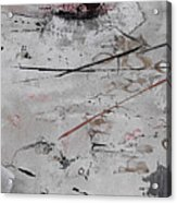 Righteous Judgment One Long Acrylic Print