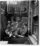 Riis: New York, 1901 Acrylic Print