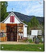 Rileys Farm - Oak Glen Acrylic Print
