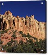 Rimrocks, State Of Utah Acrylic Print
