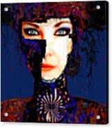 Rina Acrylic Print