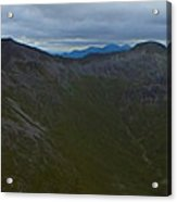 Ring Of Steall Acrylic Print