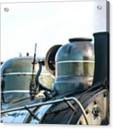 Ring That Bell Engine 26 Steamtown National Historical Site Acrylic Print