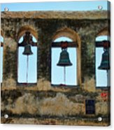 Ringing Bells Acrylic Print