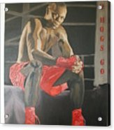 Ringside With Jermain Acrylic Print