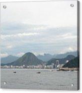 Rio De Janeiro II Acrylic Print