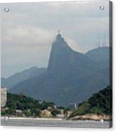 Rio De Janeiro Iv Acrylic Print