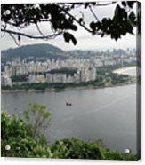Rio De Janeiro Vii Acrylic Print